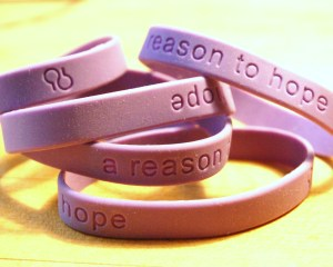 Alzheimers Assoc Bracelets