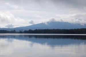Pleasant Lake clouds