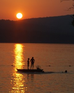 on_the_raft_with_the_setting_sun