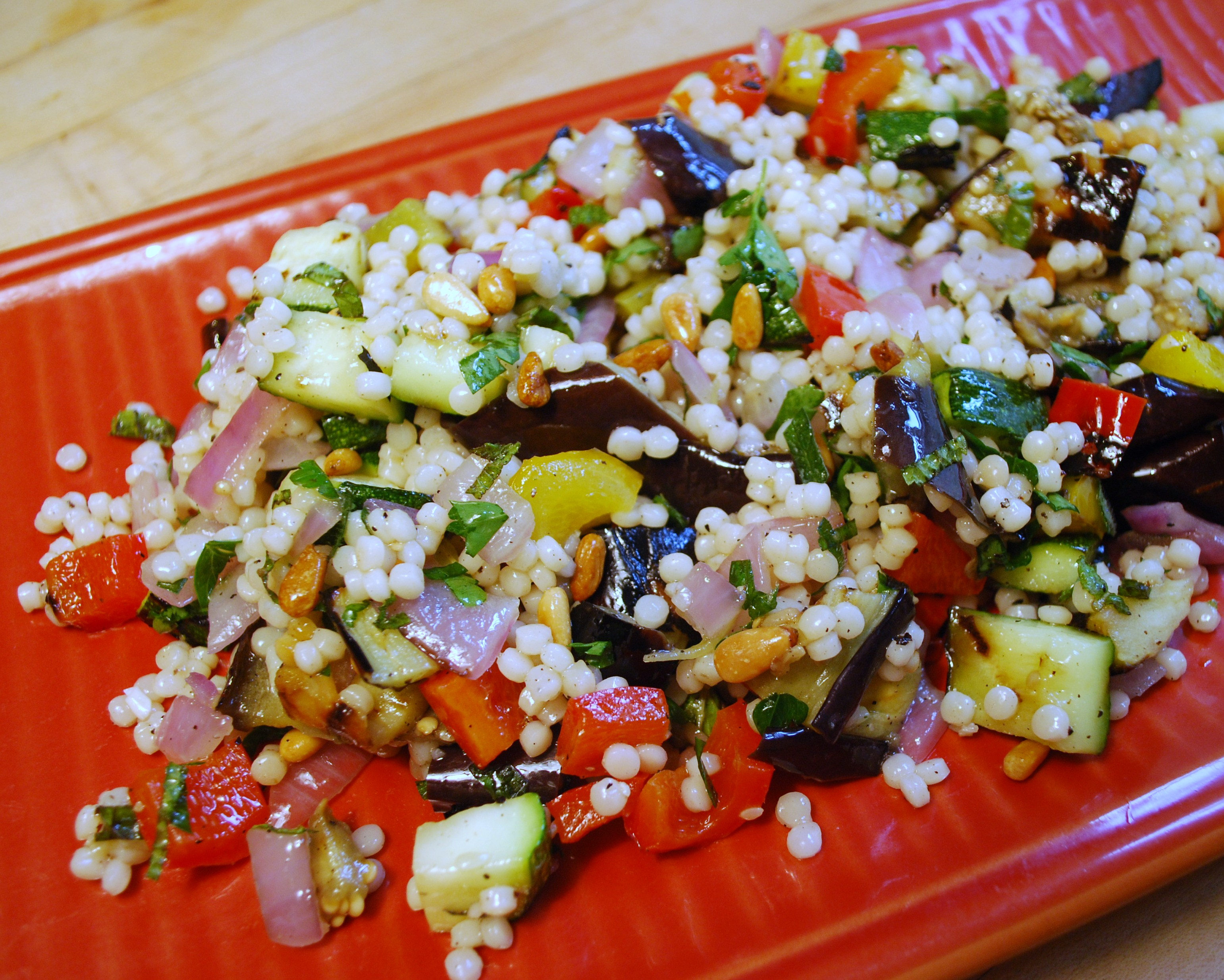 Long Weekend Grilled Salad Recipe — Dishmaps