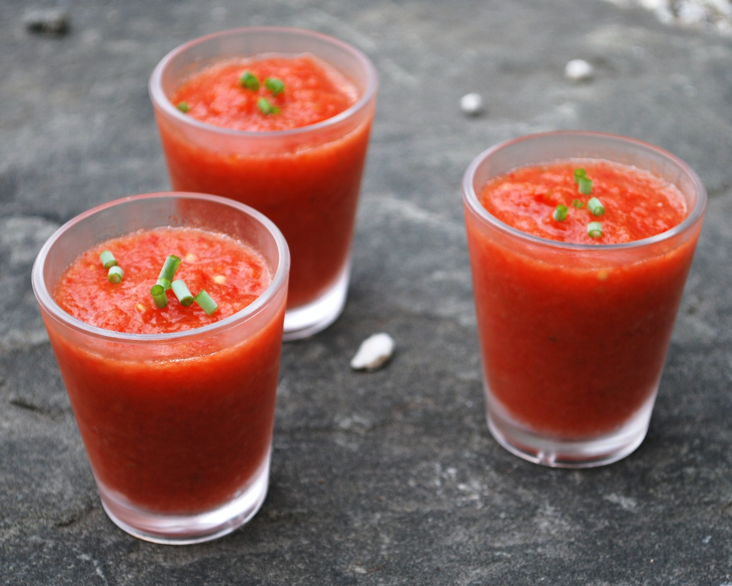 You say Tomato, I say Gazpacho | Tutto Michele