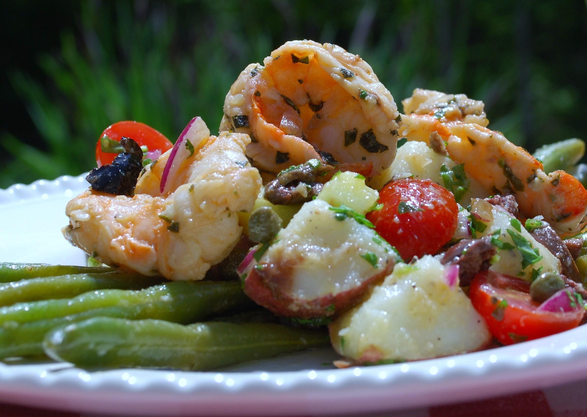 how to make nicoise salad