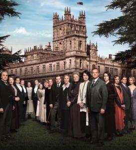 Downton Cast - Season 4