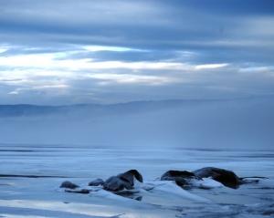 Pleasant_Lake_Winter_Mist