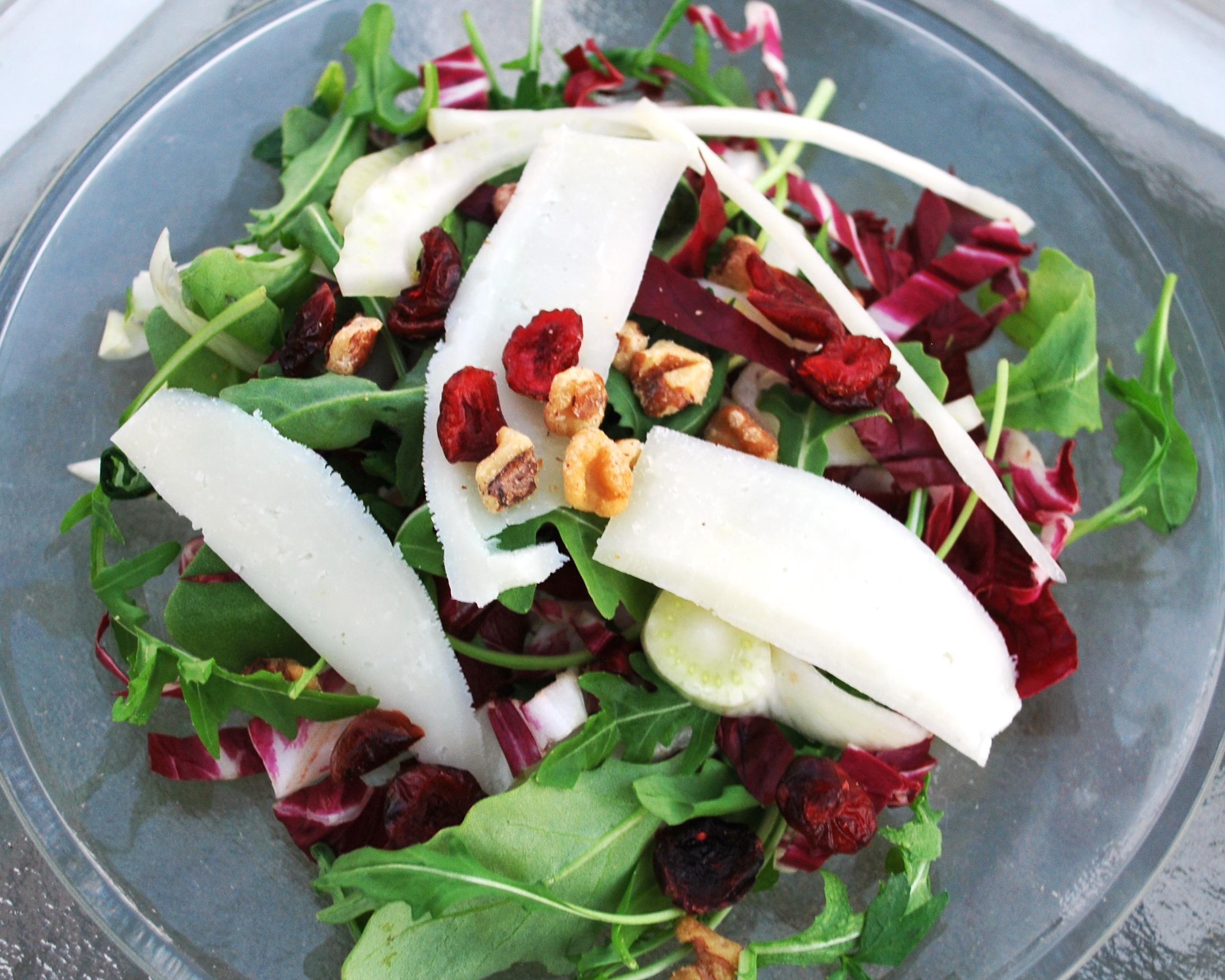 Fennel, Radicchio And Endive Salad Recipes — Dishmaps