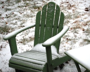 snowy_adirondack_chair_01