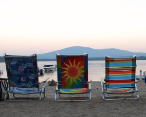 beach chairs on pleasant lake_AC